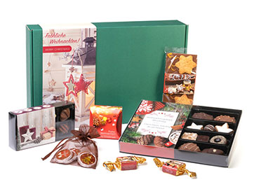 Kerst gift box